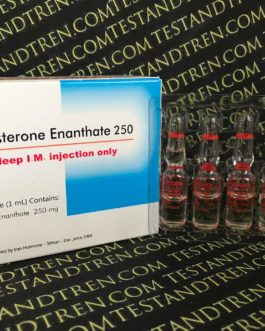 Iranian Testosterone Enanthate
