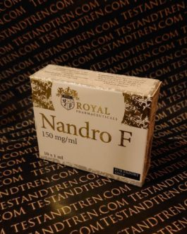 Royal Pharmaceuticals Nand F