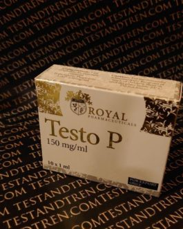 Royal Pharmaceuticals Test P