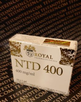 Royal Pharmaceuticals NTD