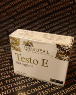 Royal Pharmaceuticals Test E
