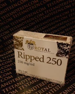 Royal Pharmaceuticals Ripped 250